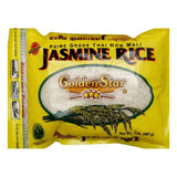 Golden Star Jasmine Rice Premium Grade, 2 LB (Pack of 12)