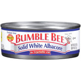 Bumble Bee Premium Solid White Albacore in Oil Tuna 5 Oz  (Pack of 24)