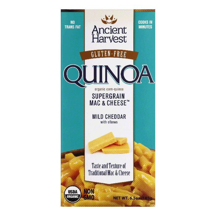 Ancient Harvest Macaroni & Cheese Quinoa Gluten Free, 6 OZ (Pack of 12)