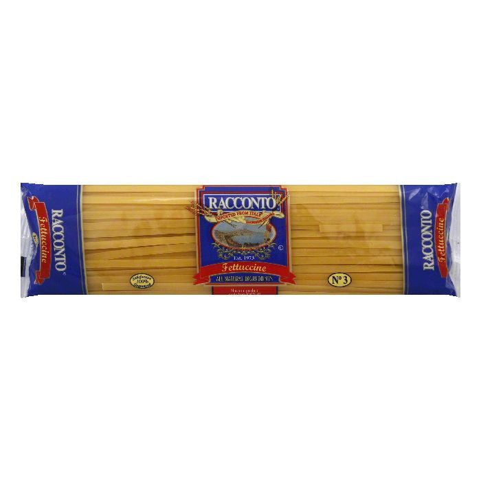 Racconto Fettuccini, 16 OZ (Pack of 20)