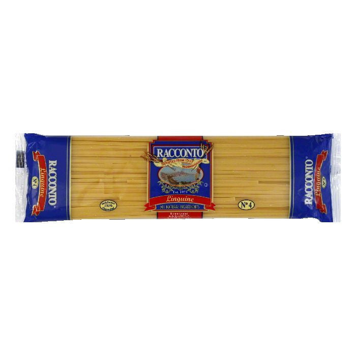 Racconto Linguine Wide, 16 OZ (Pack of 20)