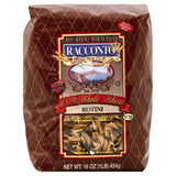 Racconto 100% Whole Wheat No. 56 Rotini, 16 Oz (Pack of 12)