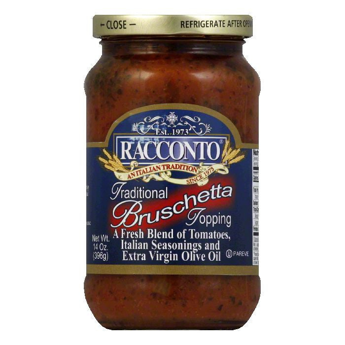 Racconto Bruschetta, 14 OZ (Pack of 6)