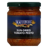 Racconto Pesto Sun Dried Tomato, 6.3 OZ (Pack of 6)