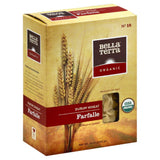 Bella Terra Organic No. 18 Durum Wheat Farfalle, 12 Oz (Pack of 12)