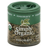 Simply Organic Rosemary, 0.21 Oz (Pack of 6)