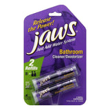 Jaws Bathroom Cleaner/Deodorizer Refill, 20 ML (Pack of 8)