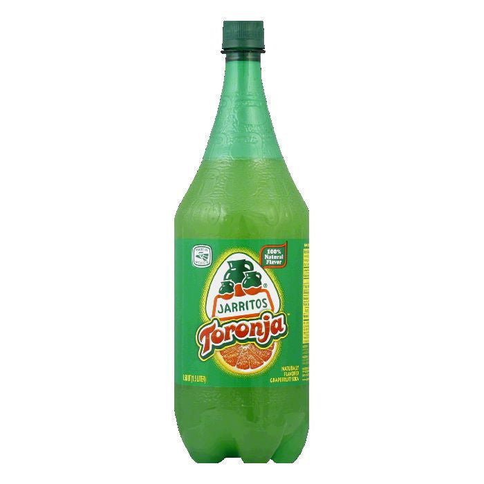 Jarritos Grapefruit, 50.71 OZ (Pack of 8)