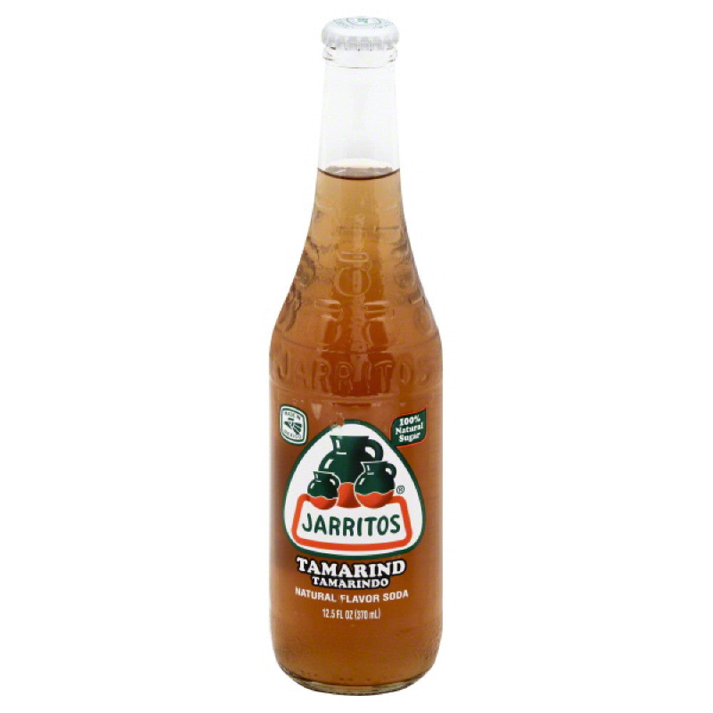 Jarritos Tamarind Soda, 12.5 Fo (Pack of 24)