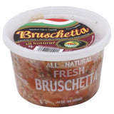 Oasis Fresh Bruschetta, 14 Oz (Pack of 6)