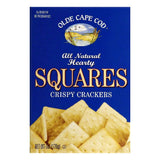 Olde Cape Cod Squares Crispy Crackers, 6 OZ (Pack of 12)