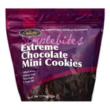 Pamelas Extreme Chocolate Mini Cookies, 7 OZ (Pack of 6)