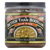 Better Than Bouillon Ham Base, 8 OZ (Pack of 6)