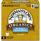 Newman's Own Newman's Special Blend 12 K-Cups Coffee 4.87 Oz  (Pack of 6)