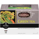 Celestial Celestial Seasonings Green 12 K-Cups Tea 1.3 Oz  (Pack of 6)