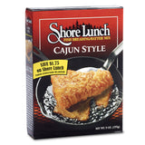 Shore Lunch Cajun Style Fish Breading/Batter Mix, 9 OZ (Pack of 12)