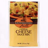 Southeastern Mills Sauce Mix Cheddar Cheese, 2.75 OZ (Pack of 24)