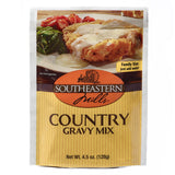 Southeastern Mills Country Gravy, 4.5 OZ (Pack of 24)