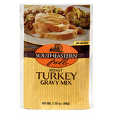 Southeastern Mills Roast Turkey Gravy Mix, 1.70 OZ (Pack of 12)
