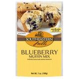 Southeastern Mills Blueberry Muffin Mix, 7 OZ (Pack of 24)