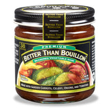 Better Than Bouillon Vegetable Base, 8 OZ (Pack of 6)