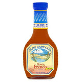 Olde Cape Cod Dressing Honey French Lite, 8 FO (Pack of 6)