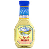 Olde Cape Cod Dressing Chipotle Ranch, 8 OZ (Pack of 6)