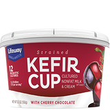 Lifeway Kefir Cup Cherry Chocolate, 5.3 Oz (Pack of 12)