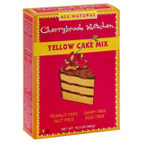Cherrybrook Kitchen Cake Mix Yellow, 16.3 Oz (Pack of 6)