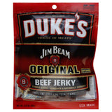 Dukes Jim Beam Original Beef Jerky, 3.15 Oz (Pack of 8)