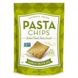 Pasta Chips, Garlic Olive Oil, 5 Oz (Pack of 12)