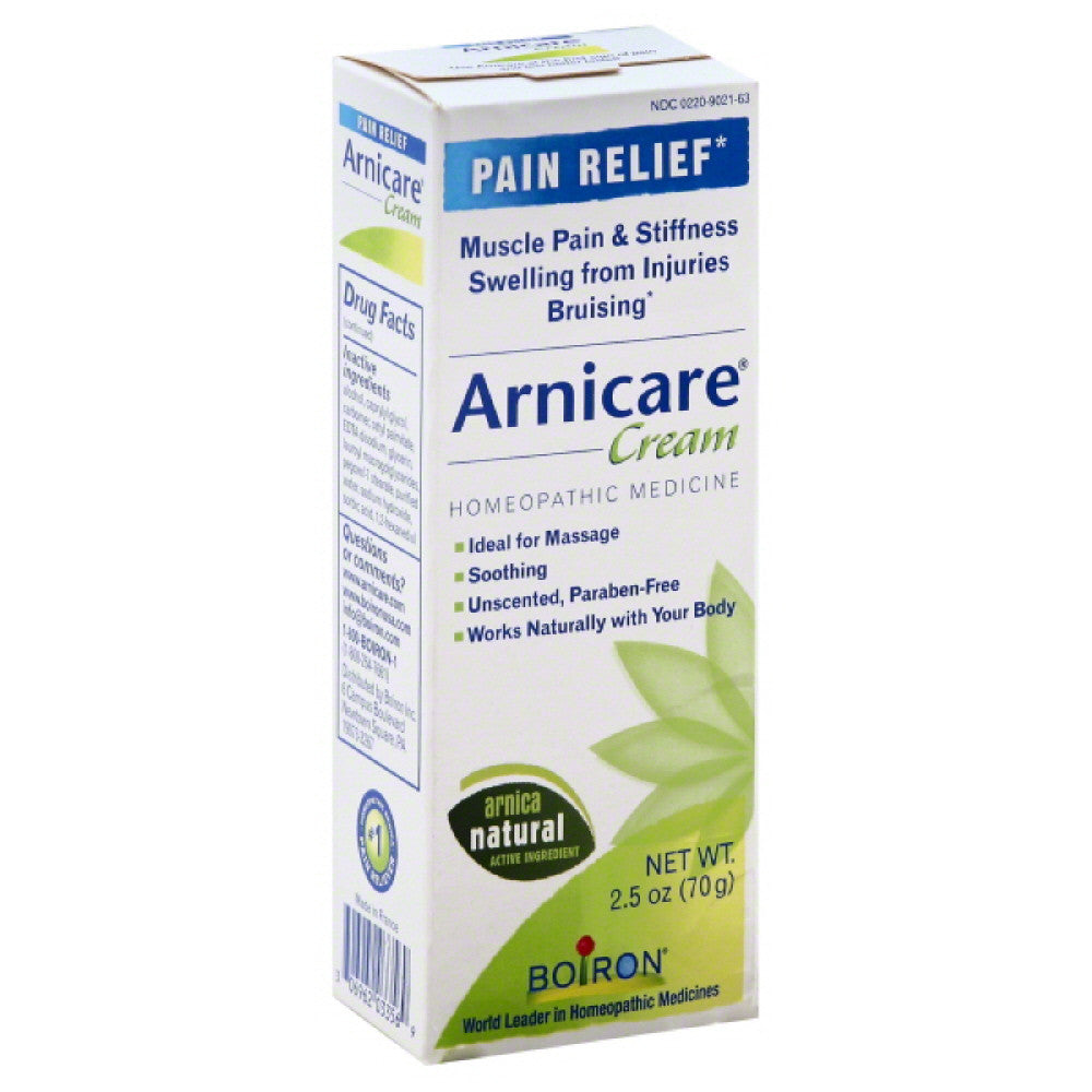Arnicare Pain Relief Cream, 2.5 Oz