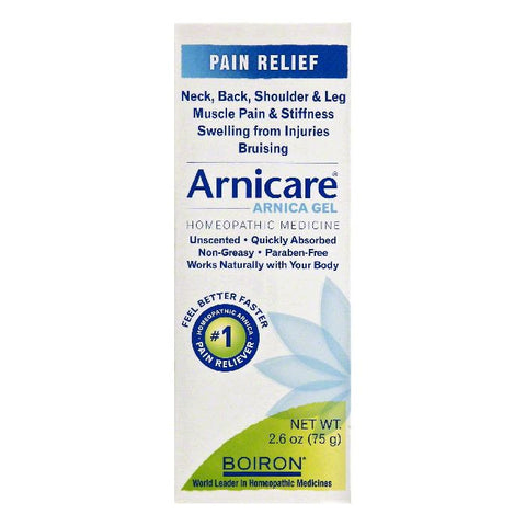 Arnicare Unscented Arnica Gel, 2.6 OZ