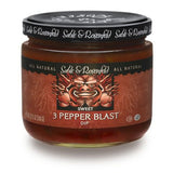 Sable & Rosenfeld Sweet 3 Pepper Blast Dip, 12 OZ (Pack of 6)