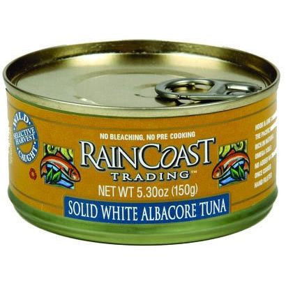 Raincoast Trading Albacore, Solid White 5.3 oz (Pack of 12)