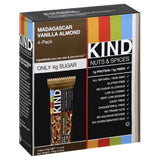 Kind Madagascar Vanilla Almond Nuts & Spices, 5.6 Oz (Pack of 12)