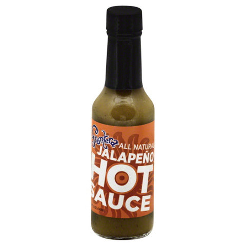 Frontera Jalapeno Hot Sauce, 5 Oz (Pack of 12)