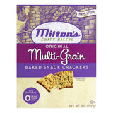 Milton's Bite Size Original Multi-Grain Crackers, 9 OZ (Pack of 12)