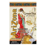 Arizona Tea Iced Tea Powder Stix Green Sugar Free, 0.7 OZ (Pack of 12)
