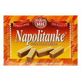 Kras Napol Wafer Chocolate Cream, 11.64 OZ (Pack of 12)