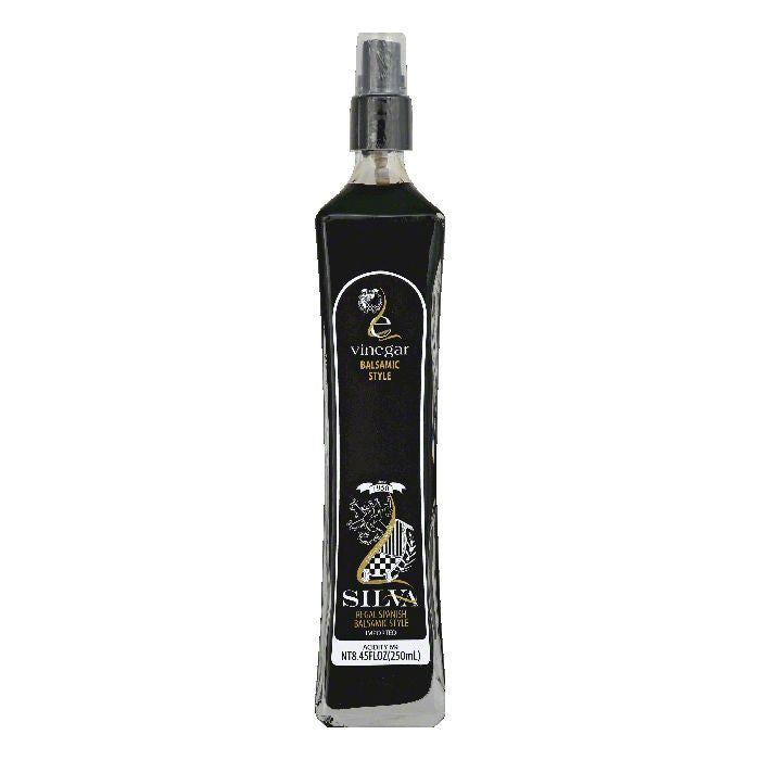 Silva Balsamic Style Vinegar, 8.45 OZ (Pack of 6)