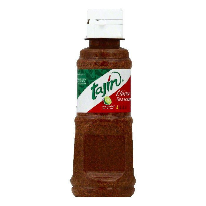 Tajin Classico Seasoning with Lime, 5 OZ (Pack of 24)