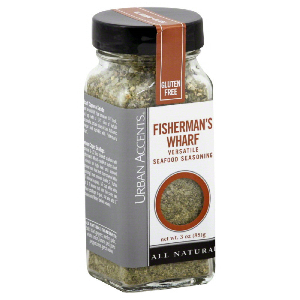 Urban Accents Fisherman??¦s Wharf Seasoning, 2 OZ (Pack of 4)