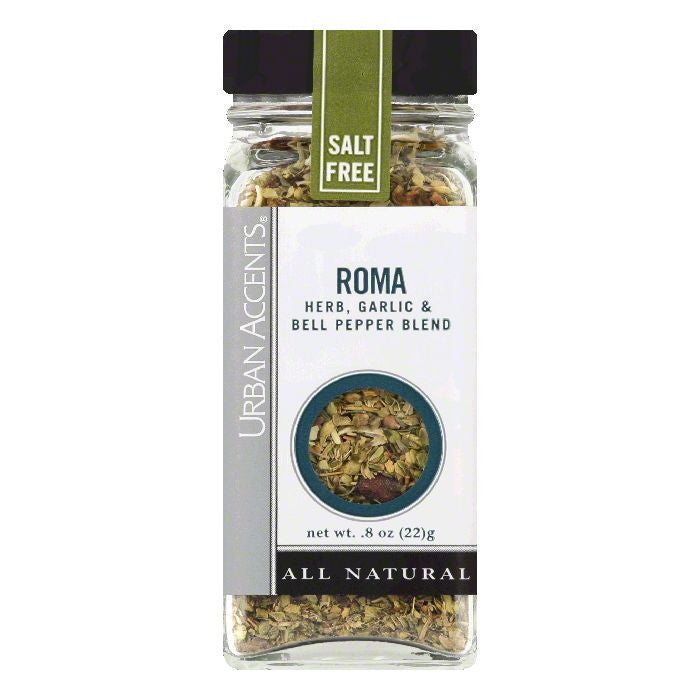 Urban Accents Roma Seasoning, 0.8 OZ (Pack of 4)