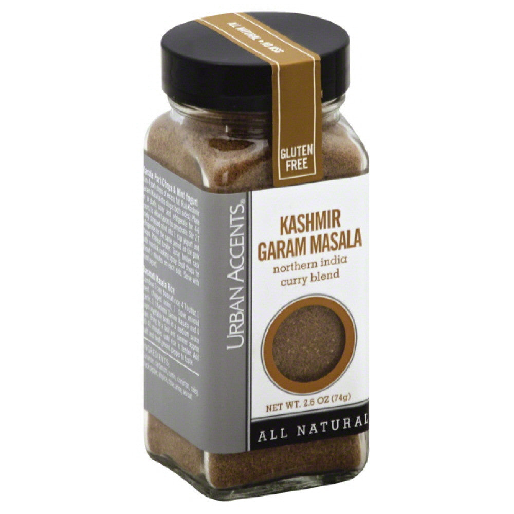 Urban Accents Kashmir Garam Masala, 2.6 Oz (Pack of 4)