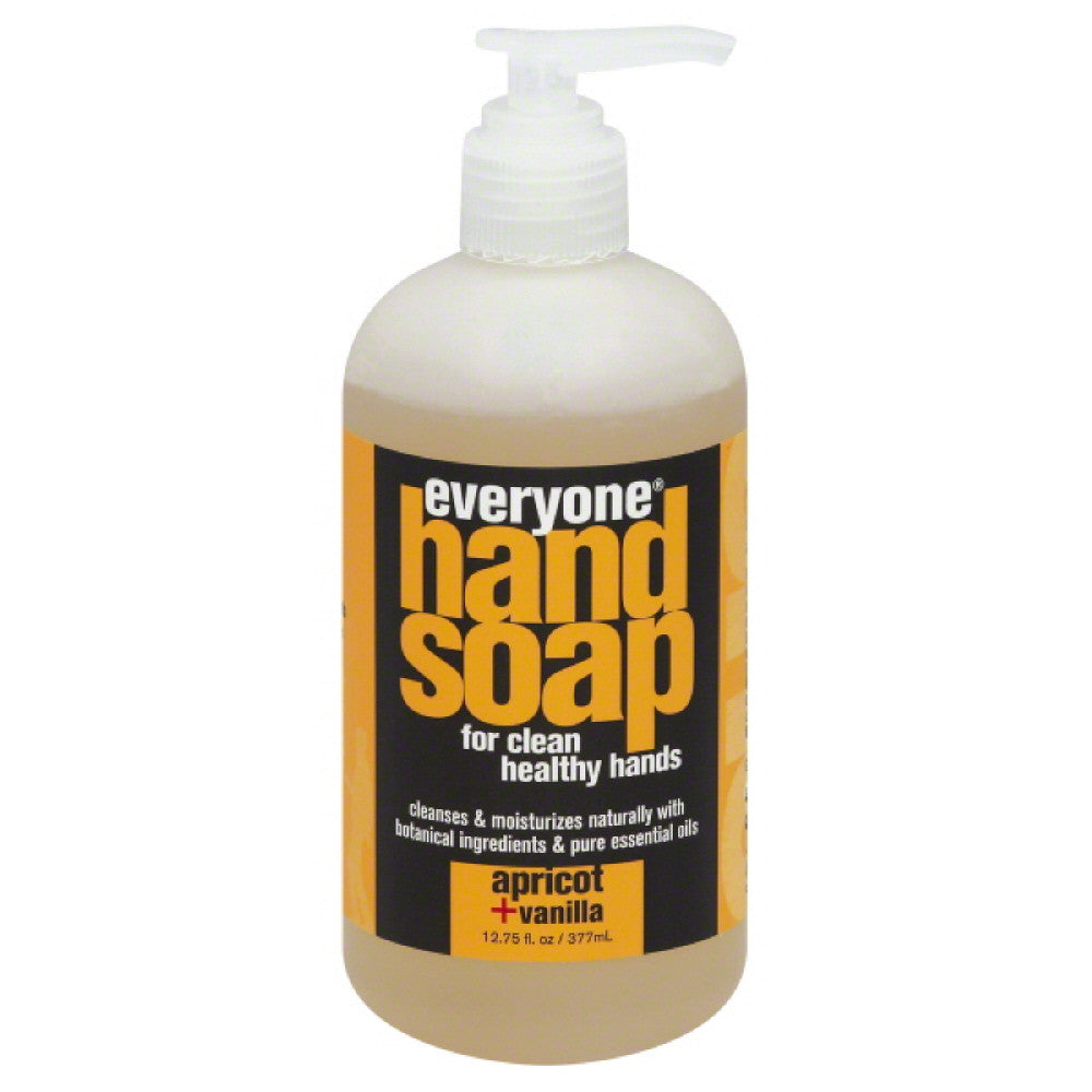 Everyone Apricot + Vanilla Hand Soap, 12.75 Oz