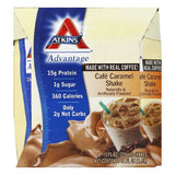 Atkins Nutritional Tetra Caramel Ready to Drink Shake, 44 OZ (Pack of 6)