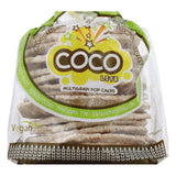 CoCo Whole Wheat Multigrain Pop Cakes, 2.64 Oz (Pack of 6)