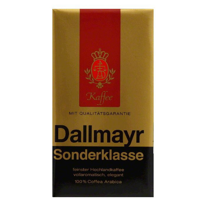 Dallmayr Coffee Sonderklasse Ground, 8.8 OZ (Pack of 12)