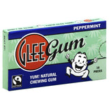 Glee Gum Peppermint Chewing Gum, 16 Pc (Pack of 12)